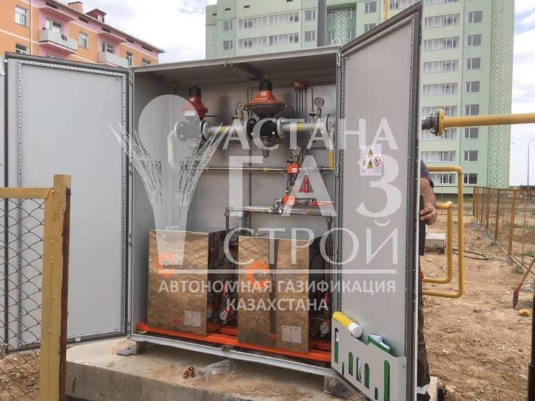 Испарительная установка СУГ DAGES 460 кг/час