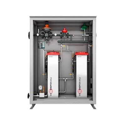 Испарительная установка для СУГ ФАС 50 SEZ/H (50 кг/ч)