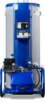 Котел газовый напольный NAVIEN GPD 1035, 116 кВт