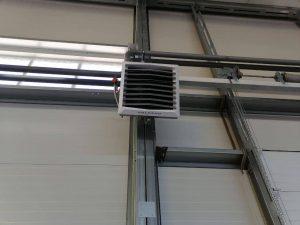 Тепловентилятор (нагреватель воздуха) VOLCANO VR3 AC, 13-75 кВт