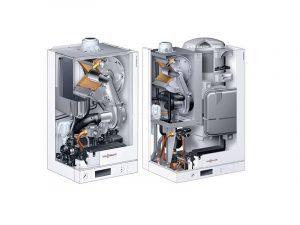 Газовый конденсационный котел VIESSMANN VITODENS 100-W, 26 кВт