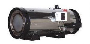 BH 100 — Воздухонагреватель газовый (тепловентилятор) непрямого нагрева