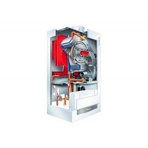 Котёл конденсационный настенный одноконтурный, Viessmann Vitodens 200-W 99, Vitotronic 200 тип HO1B, 99 кВт