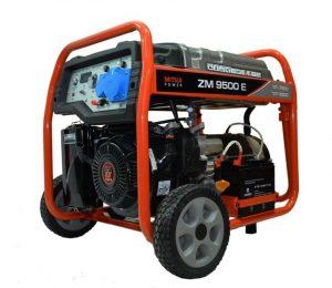 Газовый генератор Mitsui Power ZM 9500 GE