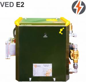ГАЗОВЫЙ ЭЛЕКТРИЧЕСКИЙ ИСПАРИТЕЛЬ СУГ (LPG). СЕРИЯ: VED E (Export)  20 кг/ч (260 кВт)