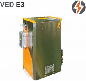 ГАЗОВЫЙ ЭЛЕКТРИЧЕСКИЙ ИСПАРИТЕЛЬ СУГ (LPG). СЕРИЯ: VED E (Export)  50 кг/ч (650 кВт)