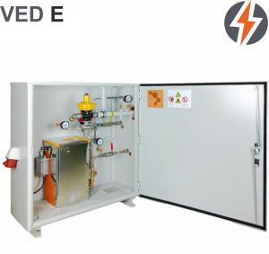 Испарительная установка электрическая «сухого» подогрева для СУГ DAGES VED 50 E-SI 50 кг/ч (650 кВт)